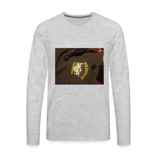 Teest - Men's Premium Long Sleeve T-Shirt