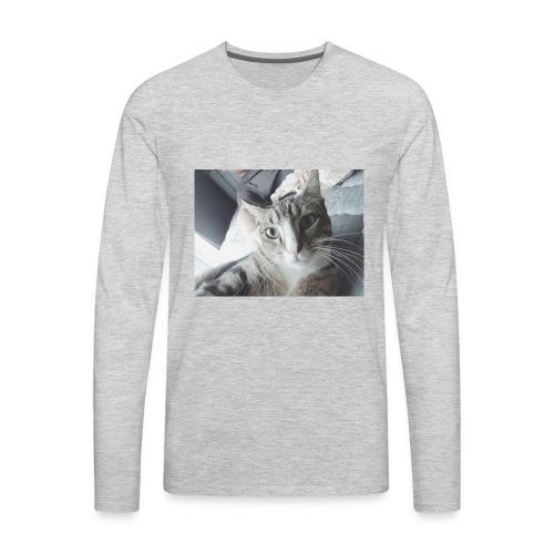 100019999 - Men's Premium Long Sleeve T-Shirt