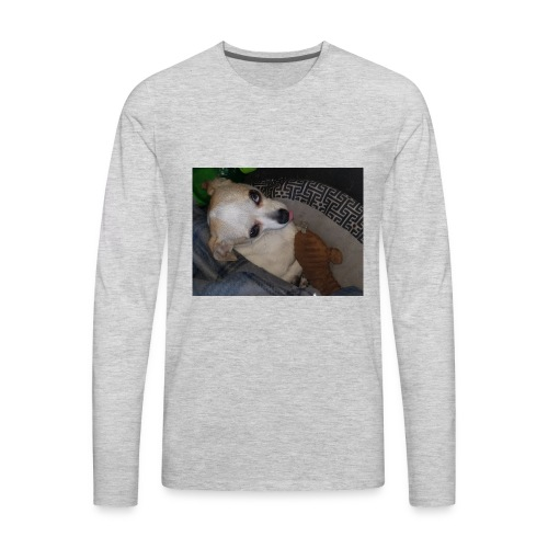 KYLO The Truck dog - Men's Premium Long Sleeve T-Shirt