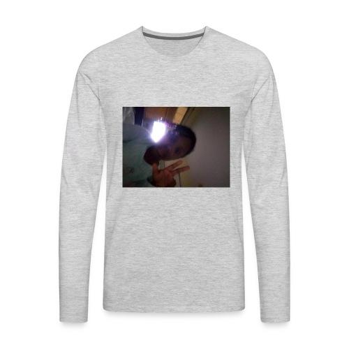 Ameenahall66666 - Men's Premium Long Sleeve T-Shirt