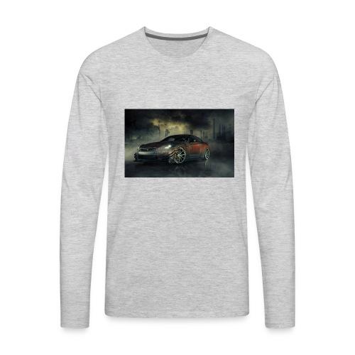 Gtr - Men's Premium Long Sleeve T-Shirt