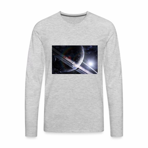 3F067D0F 06A2 48DF A8D1 3EE66A324625 - Men's Premium Long Sleeve T-Shirt