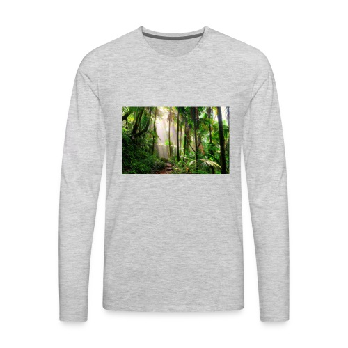 First merch - Men's Premium Long Sleeve T-Shirt