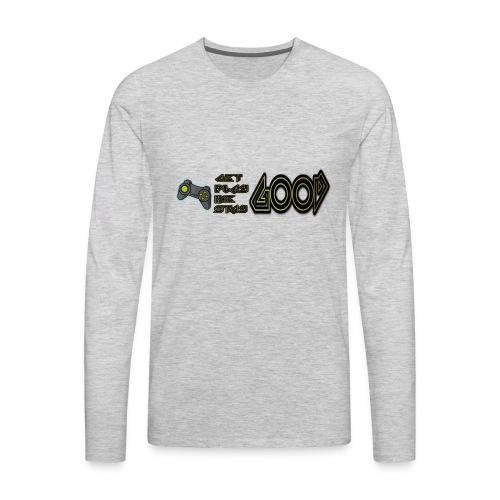 Cosmic Sol Get Good - Men's Premium Long Sleeve T-Shirt