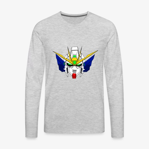 Target Destroyed! - Men's Premium Long Sleeve T-Shirt