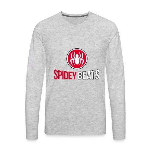 Spidey Beats - Men's Premium Long Sleeve T-Shirt