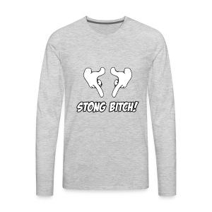stong2 - Men's Premium Long Sleeve T-Shirt