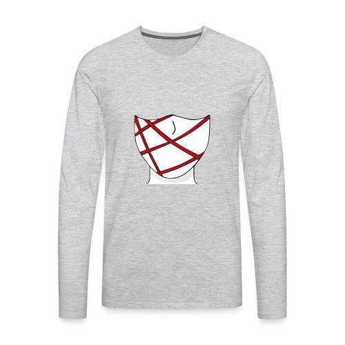 Logo - Men's Premium Long Sleeve T-Shirt