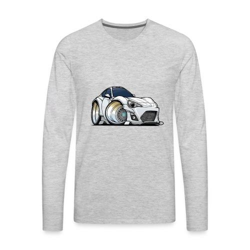 Toyota 86 - Men's Premium Long Sleeve T-Shirt