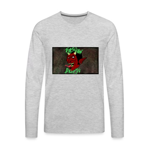 Forsaken Skating - Men's Premium Long Sleeve T-Shirt