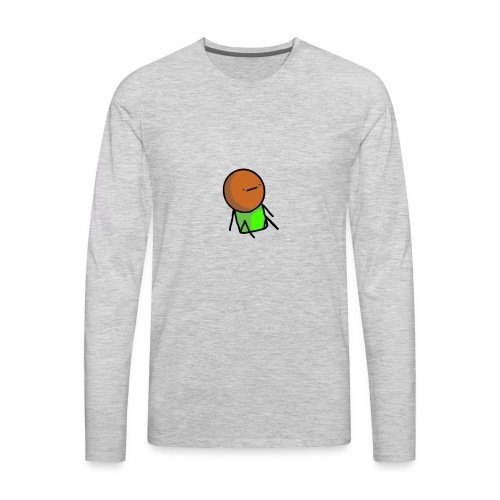 pep* - Men's Premium Long Sleeve T-Shirt