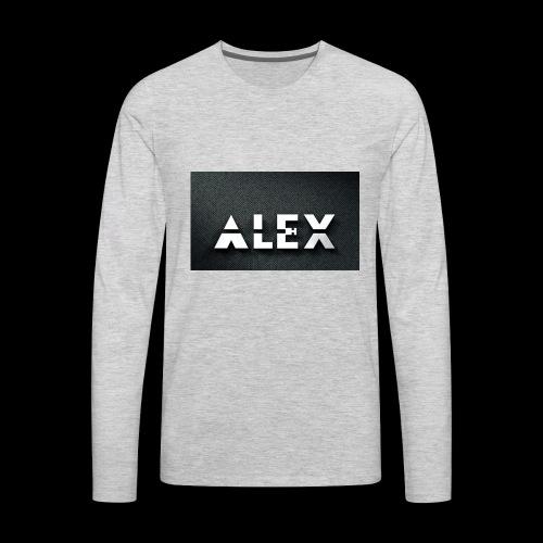 Logo Edition - Men's Premium Long Sleeve T-Shirt