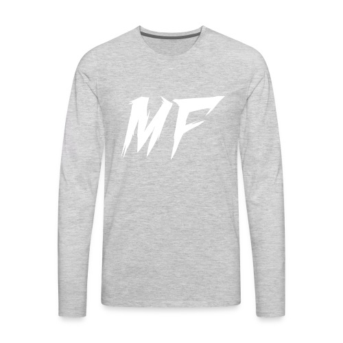 Initialism At Its Finest - Men's Premium Long Sleeve T-Shirt