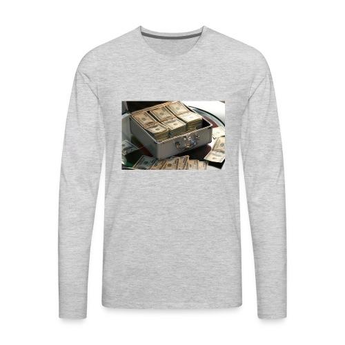 SaFe💵 - Men's Premium Long Sleeve T-Shirt