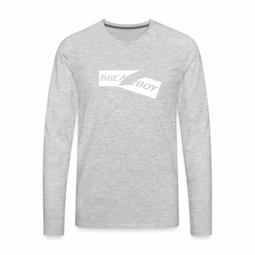 Break - Men's Premium Long Sleeve T-Shirt