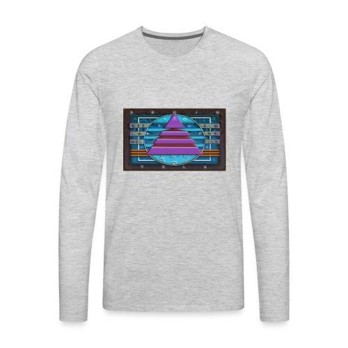 SYMBOLISM - Men's Premium Long Sleeve T-Shirt