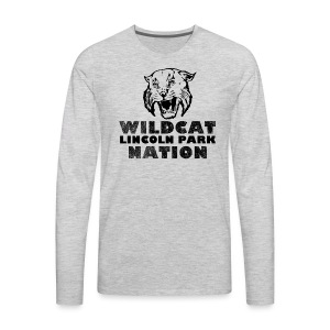 Wildcat Nation - Men's Premium Long Sleeve T-Shirt