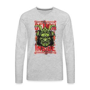 Demon Inside - Men's Premium Long Sleeve T-Shirt