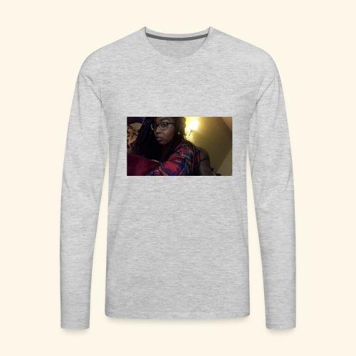 #SummerBaby - Men's Premium Long Sleeve T-Shirt