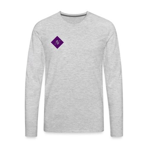 AV Collection - Men's Premium Long Sleeve T-Shirt