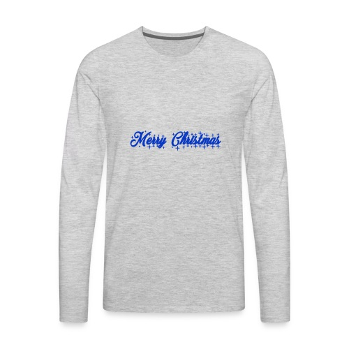 Christmas Design - Men's Premium Long Sleeve T-Shirt