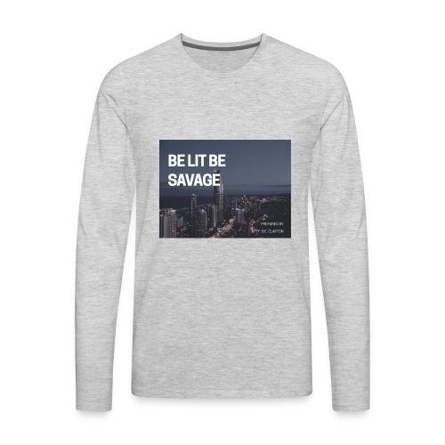 1A1F6F55 E6A7 4D49 A5E7 34FA9B7E83D6 - Men's Premium Long Sleeve T-Shirt