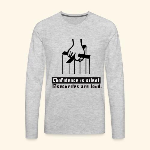Godfather 2 - Men's Premium Long Sleeve T-Shirt