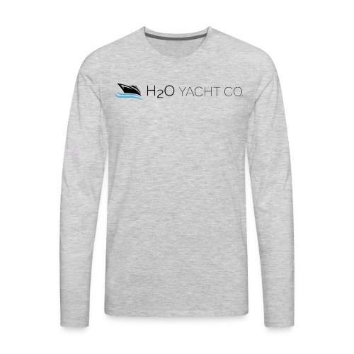H2O Yacht Co. - Men's Premium Long Sleeve T-Shirt
