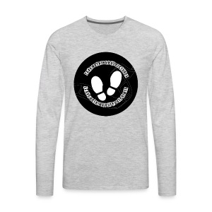 Urban Exploring / Urbexing Quote - Men's Premium Long Sleeve T-Shirt
