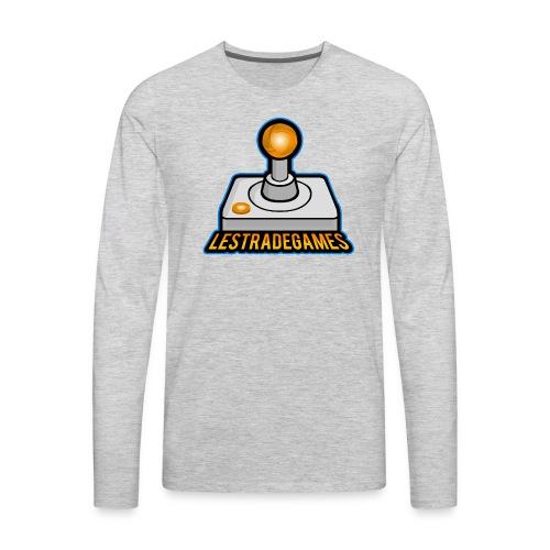 Lestrade Games - Men's Premium Long Sleeve T-Shirt