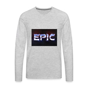 Epic - Men's Premium Long Sleeve T-Shirt