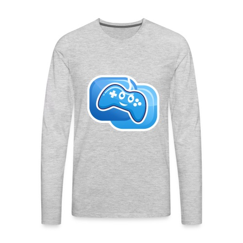 JP the Controller - Men's Premium Long Sleeve T-Shirt