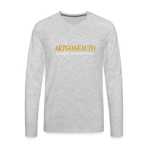 Classic ARTGONEAUTO - Men's Premium Long Sleeve T-Shirt