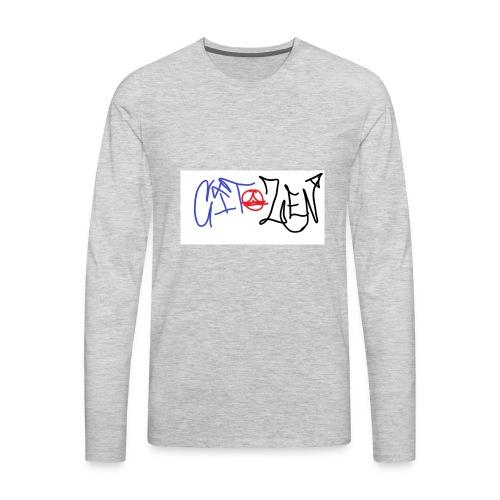 CITIZEN - Men's Premium Long Sleeve T-Shirt