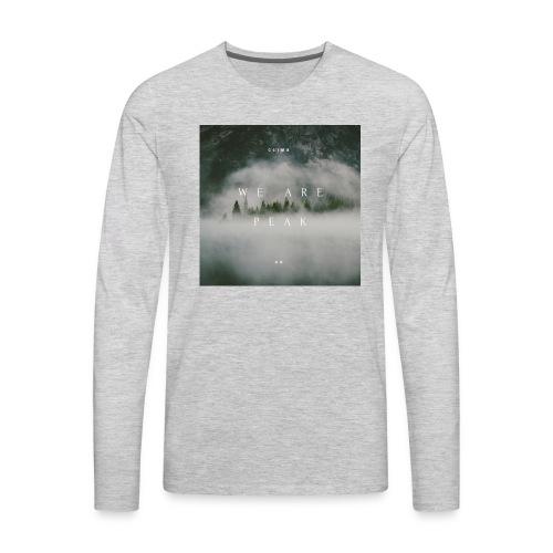 Climb On - Men's Premium Long Sleeve T-Shirt