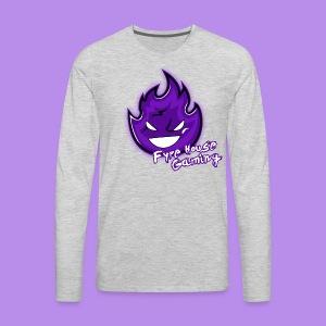 FyreHouseGaming - Men's Premium Long Sleeve T-Shirt