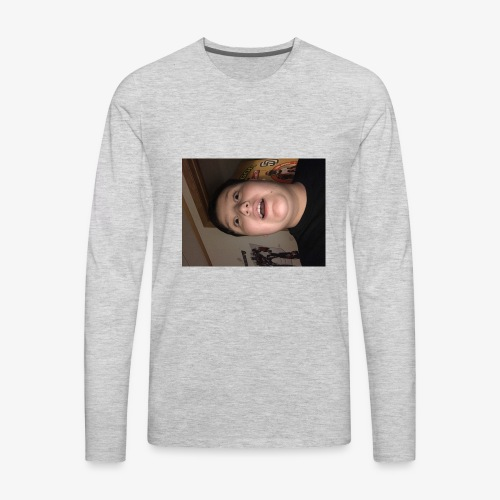 ma face - Men's Premium Long Sleeve T-Shirt