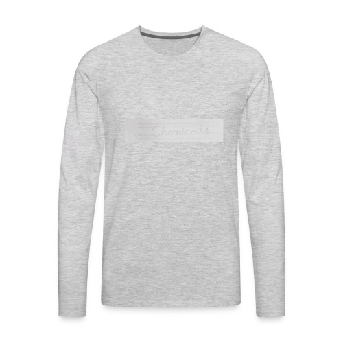 Chemtrails - Men's Premium Long Sleeve T-Shirt