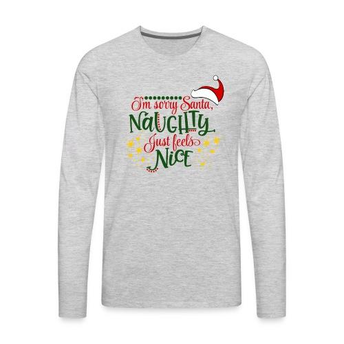 NaughtyPNG - Men's Premium Long Sleeve T-Shirt