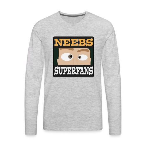 Neebs SuperFans - Men's Premium Long Sleeve T-Shirt