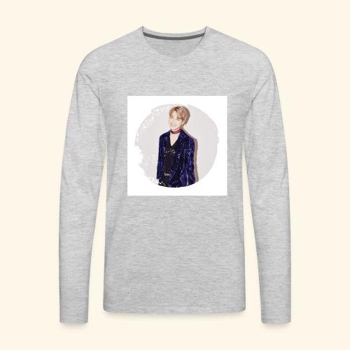 Jimin Pin - Men's Premium Long Sleeve T-Shirt