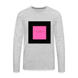 PLAIN JANE - Men's Premium Long Sleeve T-Shirt