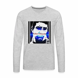 Robert elizondo - Men's Premium Long Sleeve T-Shirt