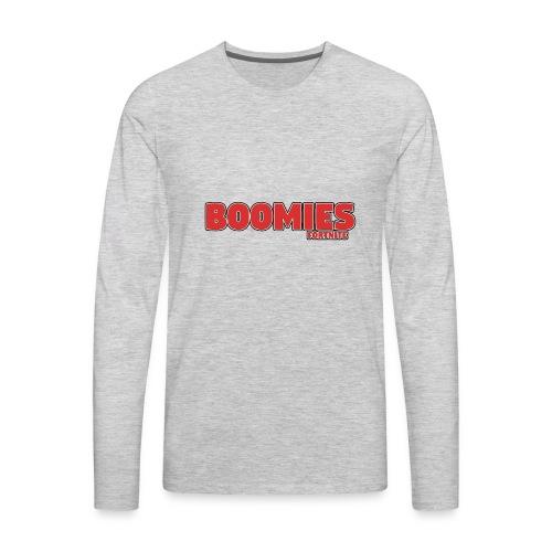Boomies Original - Men's Premium Long Sleeve T-Shirt