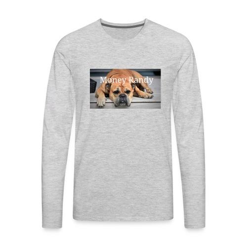 Love dogs - Men's Premium Long Sleeve T-Shirt