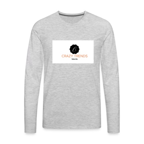 Merchandise store - Men's Premium Long Sleeve T-Shirt