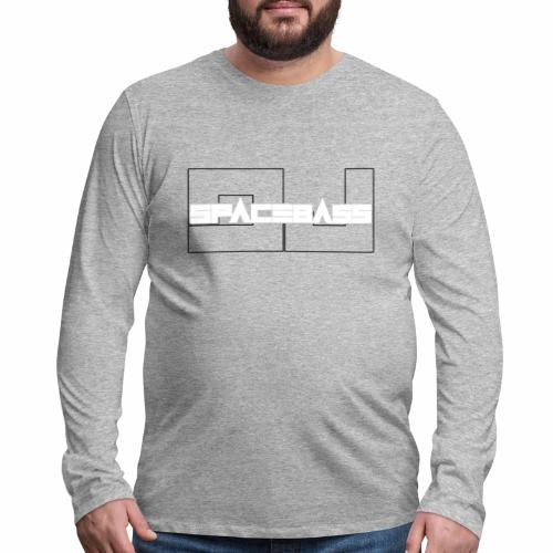 SPACEBASSDJ - Men's Premium Long Sleeve T-Shirt