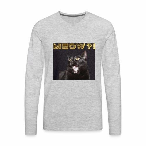 46C565E3 BB77 4D3D 9CC3 9502C9925790 - Men's Premium Long Sleeve T-Shirt