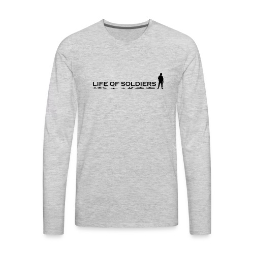 Army - Men's Premium Long Sleeve T-Shirt