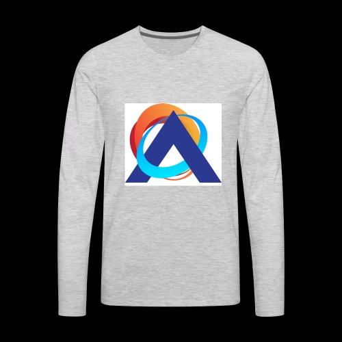 Afterlife Research Agency - Men's Premium Long Sleeve T-Shirt